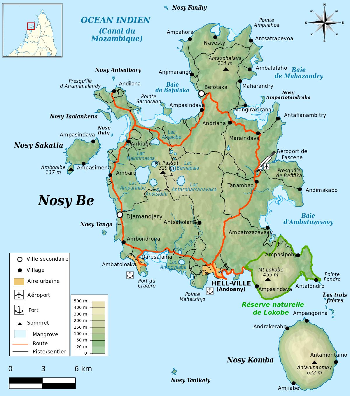 Nosy be et ses archipels
